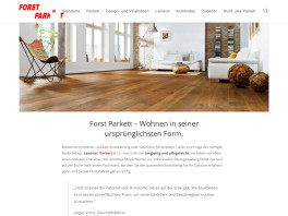 Forst Parkett Pasing GmbH München
