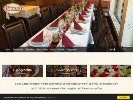 Restaurant PLATON in Berlin Berlin
