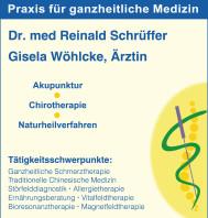 ganzheitliche Medizin