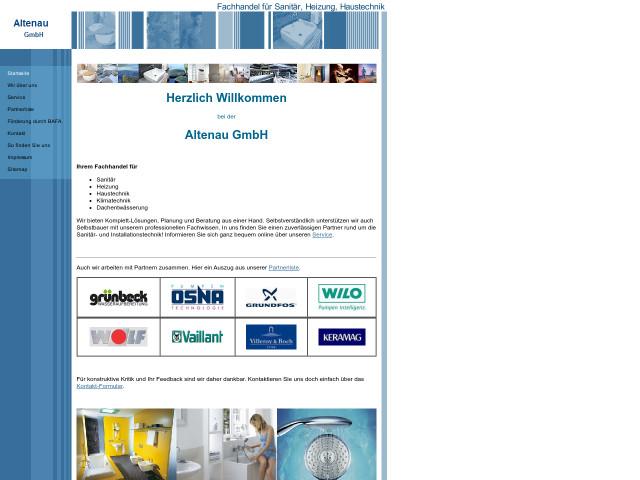 Fachhandel heizung sanitär