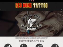 Red Bone Tattoo Jena