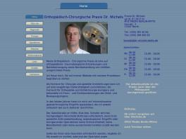 Arzt für Orthopädie und Unfallchirurgie/ Chirugie Berlin