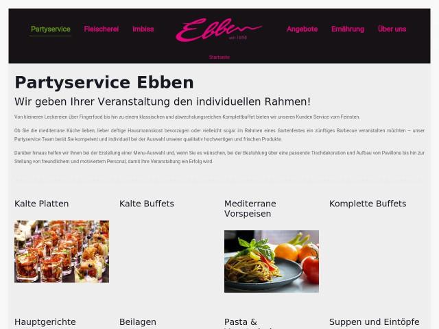 http://www.partyservice-ebben.de