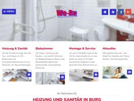 WE-BU Haustechnik Inh. Mike Selck e. K. Burg, Dithmarschen