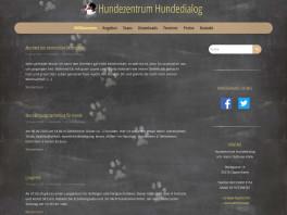 Hundeschule · Hundedialog - Inh. K. Klink Oppenheim