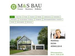 M&S Bau GmbH - Bochum Bochum