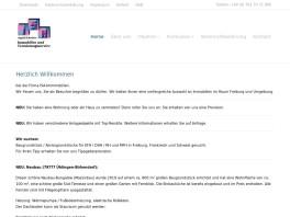 ISA-Immobilien + Vermietungsservice Freiburg im Breisgau