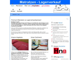 Matratzen-Lagerverkauf Haller Konstanz