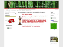Freudenberg Armee und Freizeitwaren Zierenberg