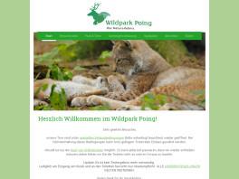 Wildpark Poing Poing bei München
