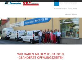 Metall u. Kunststoff eG, Werkstatt und Fachhandel für elektrische Hausgeräte Fredersdorf-Vogelsdorf