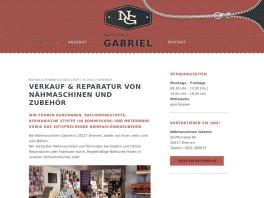 Nähmaschinen Gabriel Bremen