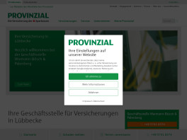 Warmann-Bösch & Palenberg Provinzial Versicherung Lübbecke, Westfalen