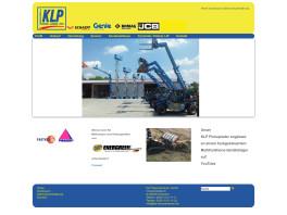 KLP Baumaschinen GmbH Kulmbach