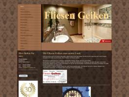 Fliesen Geiken GmbH Wetter, Ruhr
