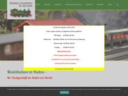 Modellbahnen in Rudow An- und Verkauf Andreas Rinne Berlin