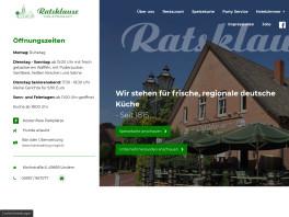 Ratsklause Lindern, Oldenburg