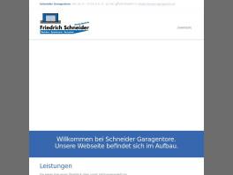 Markisen-Bauelemente-Torsysteme Inh. Friedrich Schneider Allersberg, Mittelfranken