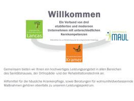 Sanitätshaus LanCas GmbH & Co. KG Papenburg