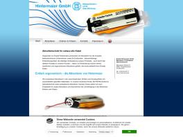 Hintermaier GmbH - Maschinen und Gerätebau Oberpframmern