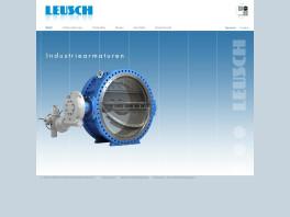 Leusch GmbH Industriearmaturen Neuss