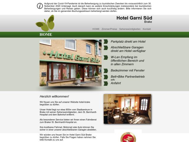 Hotel Brake Garni
