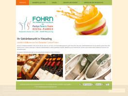 Getränke-Center Thomas Fohrn Wesseling, Rheinland