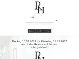 Rührberger Hof Grenzach-Wyhlen