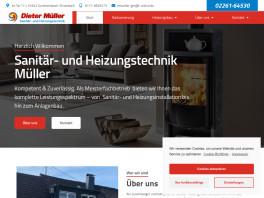 Sanitär- und Heizungstechnik Dieter Müller Gummersbach