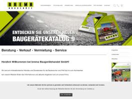 Brema Baugeräte GmbH Hohenlinden