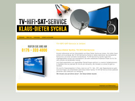 Klaus-Dieter Sychla  (TV - Hifi - Sat - Service) Uelzen, Lüneburger Heide