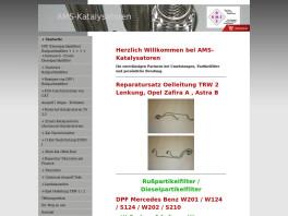 AMS-Katalysatoren Inh. Hannelore Schmitt Triefenstein