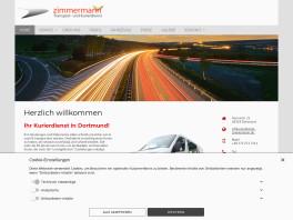 Hans-Werner Zimmermann Kurier- und Transportdienst Dortmund