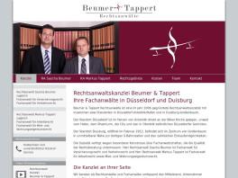 Beumer & Tappert, Rechtsanwälte Düsseldorf