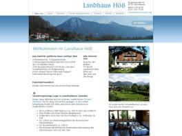 Gästehaus/Landhaus Höß Bad Wiessee