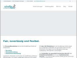 Schafferhans Agentur für Zeitarbeit Bietigheim-Bissingen