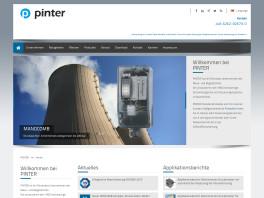 PINTER Mess- und Regeltechnik GmbH Obrigheim, Baden