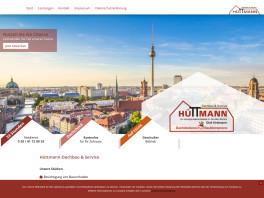 Hüttmann Dachbau & Service Olaf Hüttmann Berlin