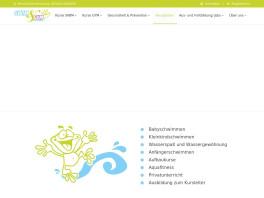 SWIM & GYM© -Inga Fastabend Schwimmschule für Kinder & Erwachsene Gütersloh