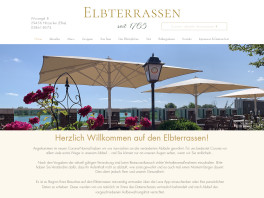 Restaurant Elbterrassen Wussegel Hitzacker, Elbe