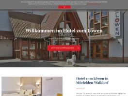 Hotel zum Löwen GmbH Mörfelden-Walldorf