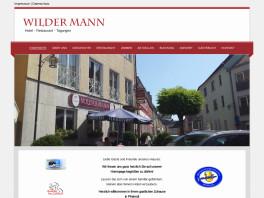 Gaststätte Wilder Mann    Karoline Lautenschlager Pfreimd