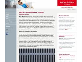 Julius Schöbel GmbH & Co. KG Duisburg