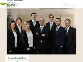 DKV Service-Center Tekin & Dillenz Consulting OHG Stuttgart