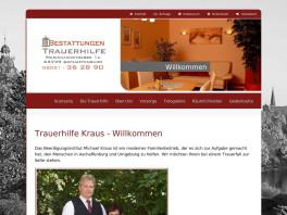 Trauerhilfe Kraus GmbH Aschaffenburg