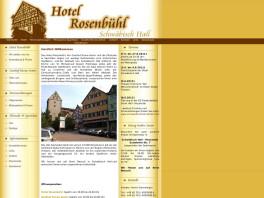 Gasthof Krone Semir & Hotel Rosenbühl Schwäbisch Hall