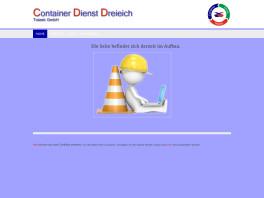 CDD Container-Dienst Dreieich Totzek GmbH Dreieich