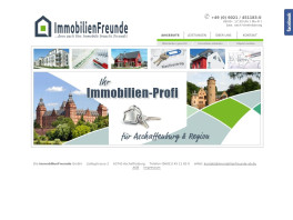 Die Immobilienfreunde GmbH Aschaffenburg