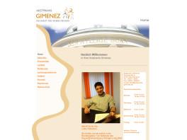 Cristian Gimenez, Facharzt für Innere Medizin Bad Pyrmont