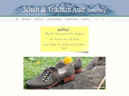 Schuh und Trachten Auer Samerberg